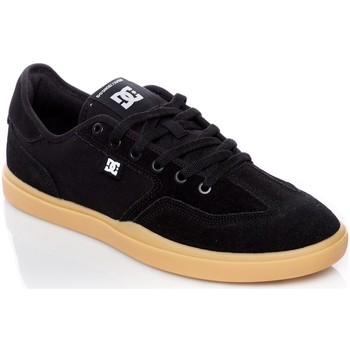 Shoes Men Low top trainers DC Shoes Black-Gum Vestrey Shoe Black