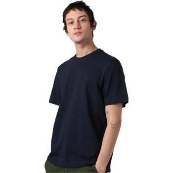 Clothing Men Short-sleeved t-shirts Element Crail Eclipse Navy
