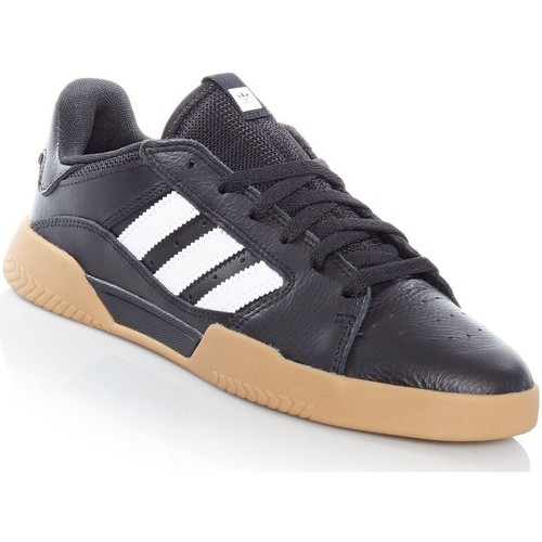 Shoes Men Low top trainers adidas Originals Core Black-Footwear White-Gum4 VRX Shoe Black