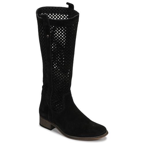 Shoes Women High boots Betty London DIVOUI Black