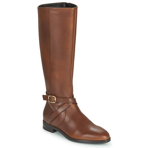 Shoes Women High boots Betty London NILOU Camel
