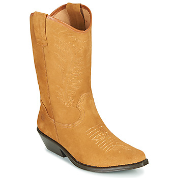 Shoes Women High boots Betty London LOVA Camel