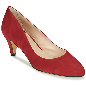 Shoes Women Heels Betty London NESLIE Red / Dark