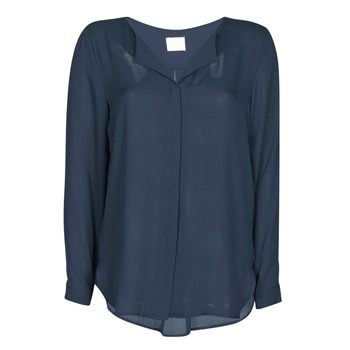 Clothing Women Tops / Blouses Vila VILUCY Marine