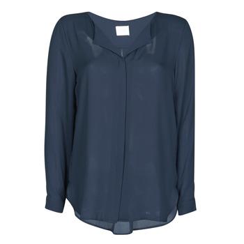 Clothing Women Tops / Blouses Vila VILUCY Marine