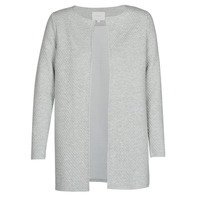 Clothing Women Jackets / Blazers Vila VINAJA Grey