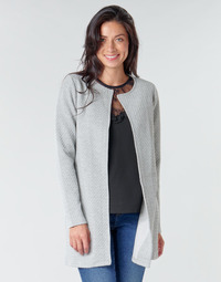 Clothing Women Jackets / Blazers Vila VINAJA Grey