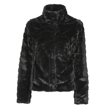 Clothing Women Jackets / Blazers Vila VIALIBA Black