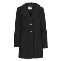 Clothing Women Coats Vila VILIOSI Black