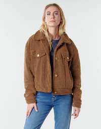 Clothing Women Jackets / Blazers Vila VIABBI Camel