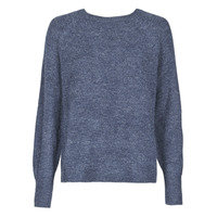 Clothing Women Jumpers Vila VIESHA Blue