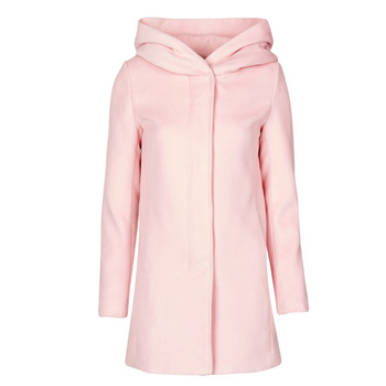 Clothing Women Coats Moony Mood NANTE Pink
