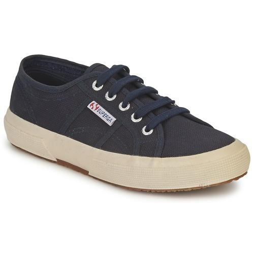 Shoes Low top trainers Superga 2750 COTU CLASSIC Marine
