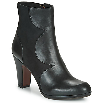 Shoes Women Ankle boots Chie Mihara CAREL Black