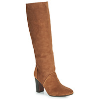 Shoes Women High boots Chie Mihara ELEANA Brown