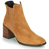 Shoes Women Ankle boots Fericelli NONUTS Camel