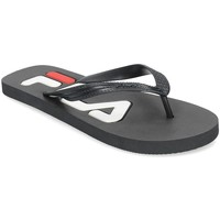 Shoes Men Flip flops Fila Troy Slipper Black