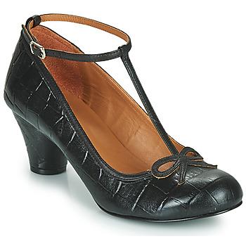 Shoes Women Heels Cristofoli MUNSTI Black