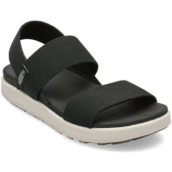 Shoes Women Sandals Keen Elle Backstrap Black,Grey