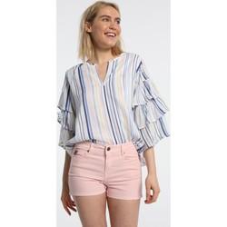 Clothing Women Shorts / Bermudas Lois Coty Short Master 531 Rose 206532506 Pink