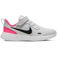 Shoes Children Running shoes Nike Revolution 5 Black, Grey, Pink