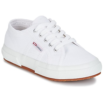 Shoes Children Low top trainers Superga 2750 KIDS White