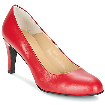 Shoes Women Heels Perlato JULIANO Red