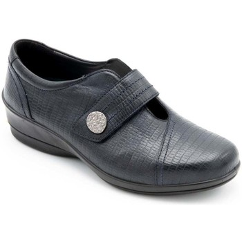 Shoes Women Derby Shoes Padders Simone 4 Womens Casual Shoes blue