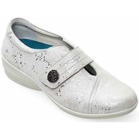 Shoes Women Derby Shoes Padders Simone 4 Womens Casual Shoes grey