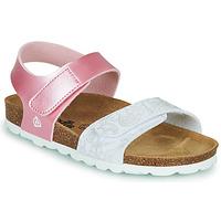 Shoes Girl Sandals Citrouille et Compagnie BELLI JOE Pink