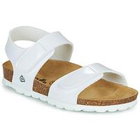Shoes Girl Sandals Citrouille et Compagnie BELLI JOE White