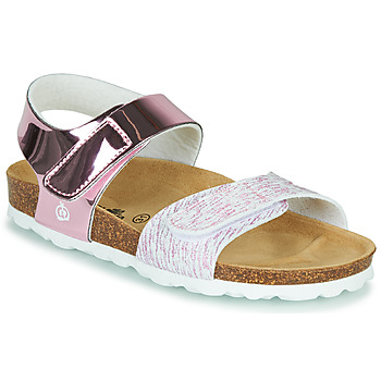 Shoes Boy Sandals Citrouille et Compagnie BELLI JOE Pink