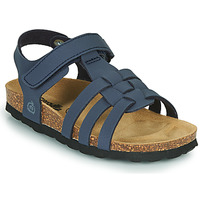 Shoes Boy Sandals Citrouille et Compagnie JANISOL Blue