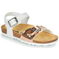 Shoes Girl Sandals Citrouille et Compagnie RELUNE Gold