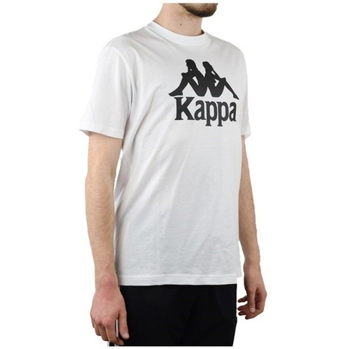 .co.uk  Caspar Tshirt  Kappa  short-sleeved t-shirts  men  white