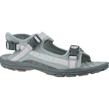 Shoes Children Sandals Kappa Rusheen K Grey