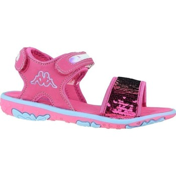 Shoes Children Sandals Kappa Seaqueen K Pink