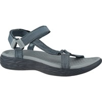 Shoes Women Sandals Kappa Mortara Grey, Graphite