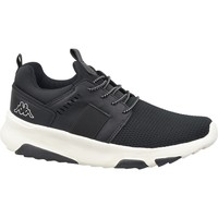 Shoes Men Low top trainers Kappa Vokis White, Graphite