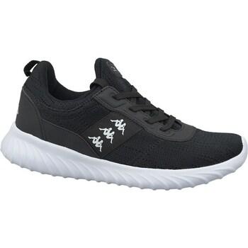 Shoes Women Low top trainers Kappa Modus II Black