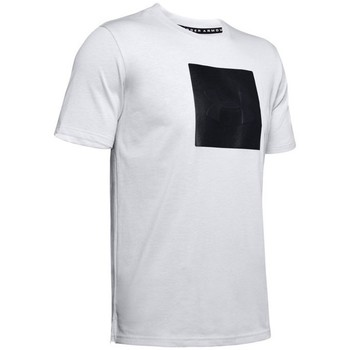 Clothing Men Short-sleeved t-shirts Under Armour Unstoppable Knit Tee Grey