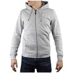 Clothing Men Sweaters Kappa Veil Hooded Grey