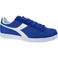 Shoes Men Low top trainers Diadora Court Fly Blue