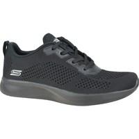 Shoes Women Low top trainers Skechers Bobs Squad 2 Black