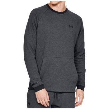 Clothing Men Sweaters Under Armour Unstoppable 2X Knit Crew Graphite