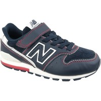 Shoes Children Low top trainers New Balance 996 Black