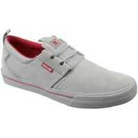 Shoes Men Low top trainers Supra Flow Grey