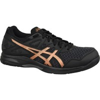 Shoes Men Running shoes Asics Geltask 2 Black,Orange