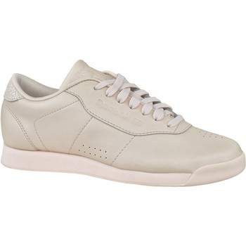 Shoes Women Low top trainers Reebok Sport Princess Lthr Beige