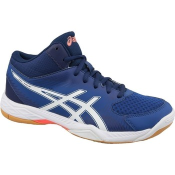 Shoes Men Low top trainers Asics Geltask 2 MT Blue
